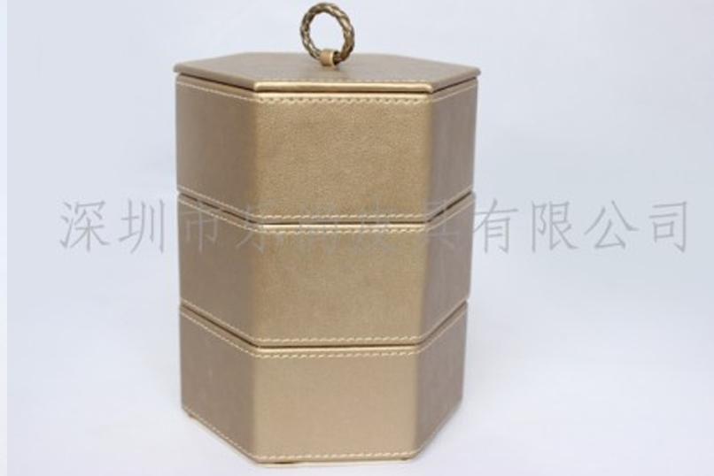 LS1137 五角星收纳盒