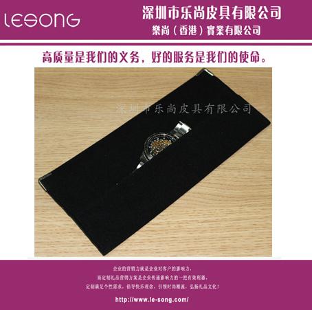 LS1203玄色腕表袋