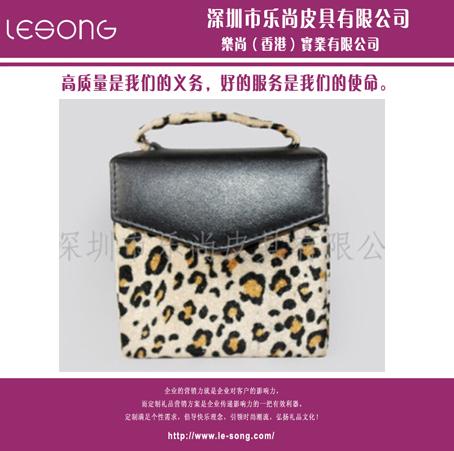 LS1152豹纹手提包